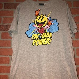 Other - Vintage RARE Pac-Man Power Tee